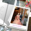 WEBアルバムでおしゃれに結婚報告kiss-wedding