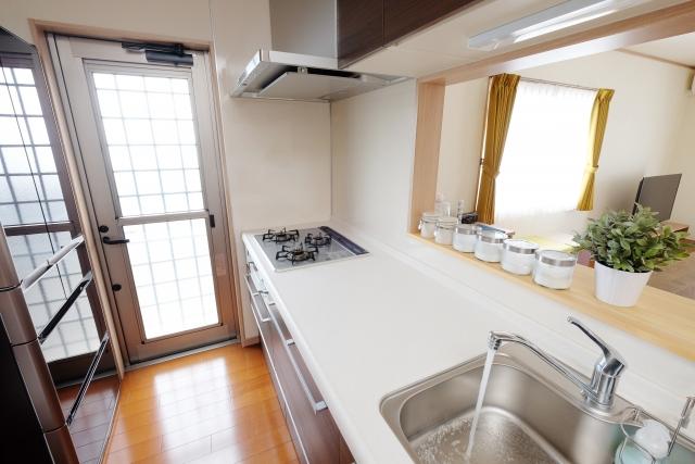 キッチンリフォーム中って普通に住めるの?