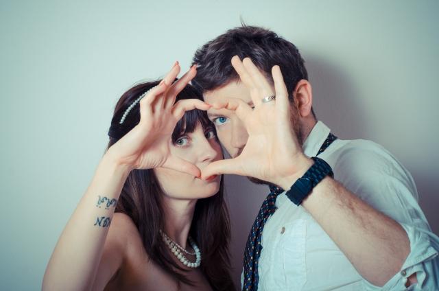 婚約指輪 2人で