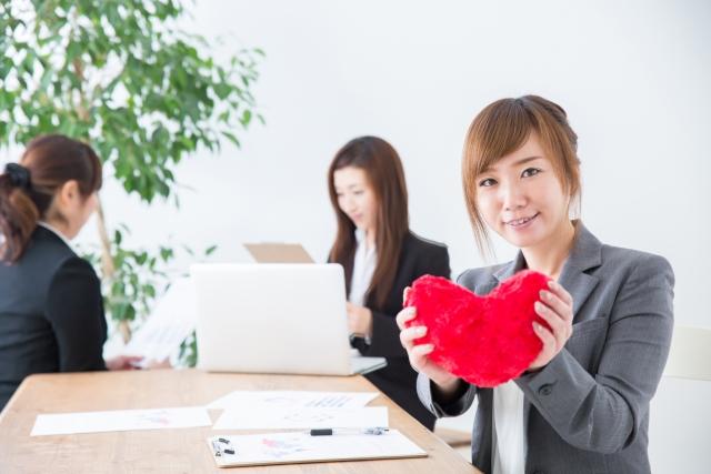 職場恋愛での脈なしサインの発見