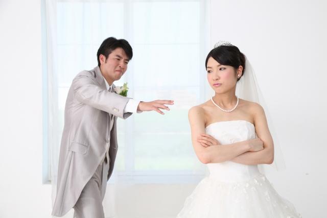 結婚式が原因でケンカになったときの対処方法