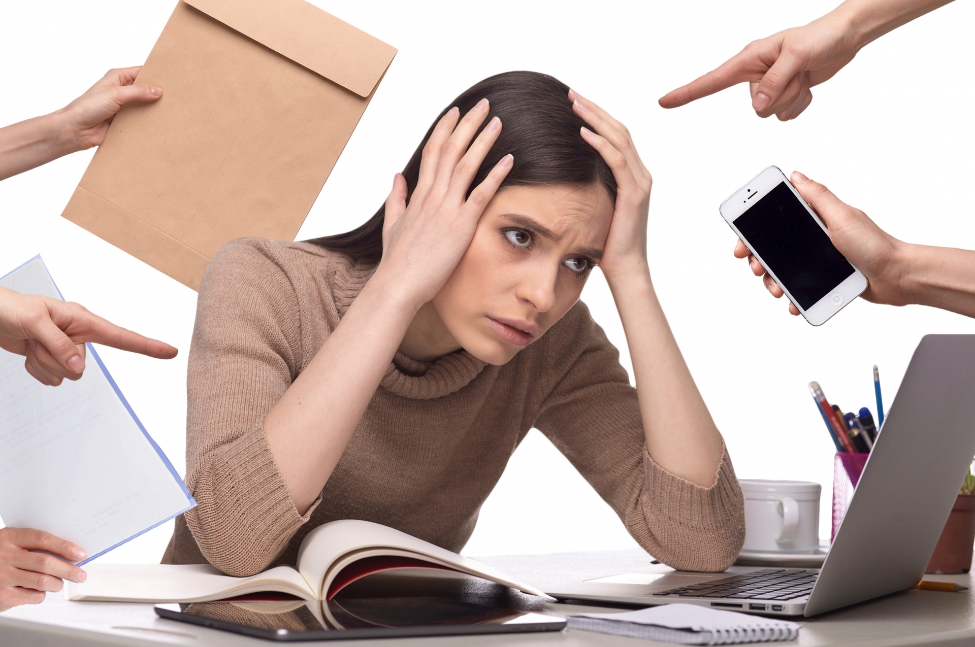 職場のストレスが限界に達した時、あなたがすべきことは!?