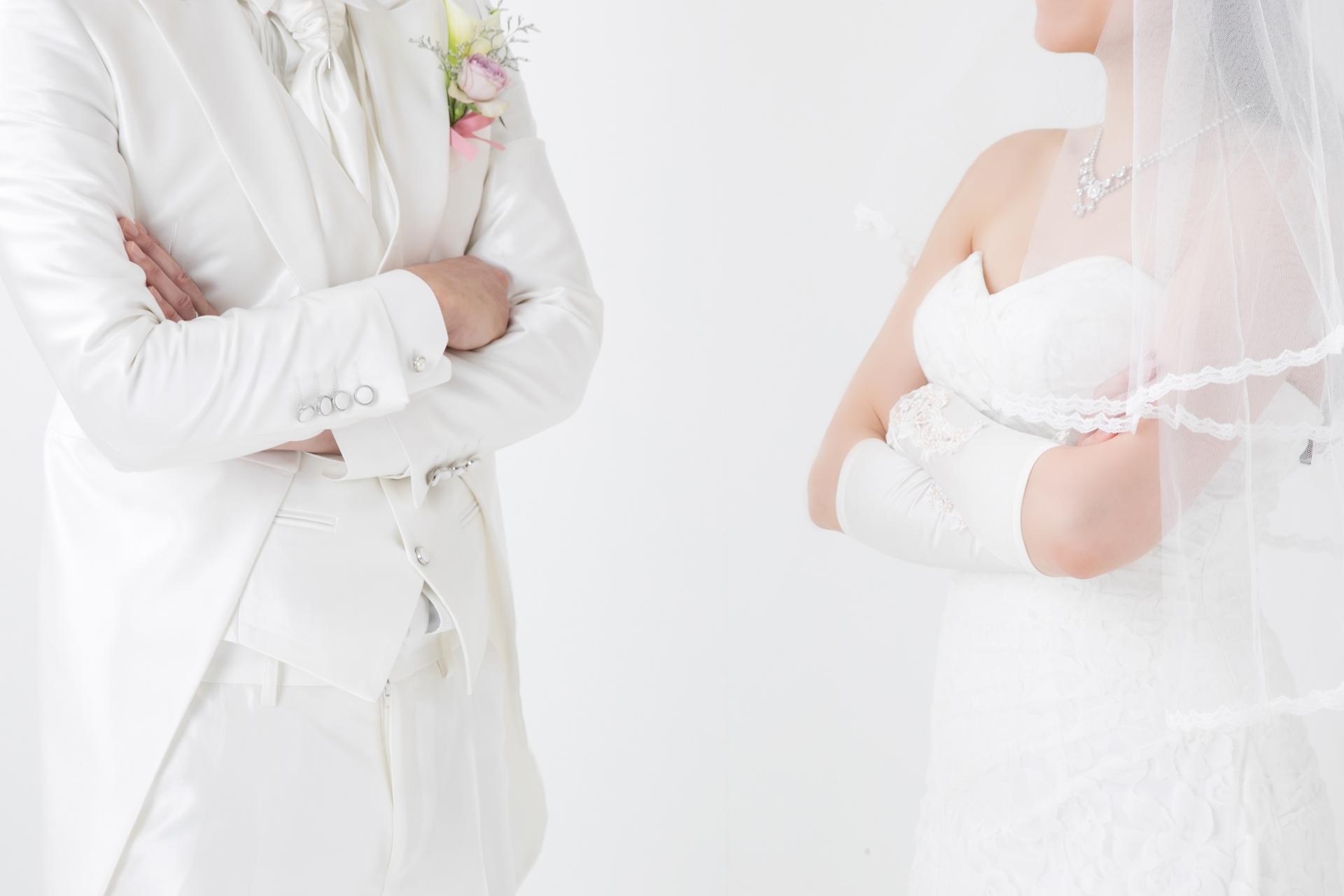 【結婚式】結婚式直前に二人の仲が険悪に!気持ちよく結婚式当日を迎える対処方法は?