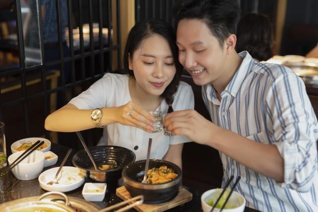 韓国人彼氏と出会える場所は?