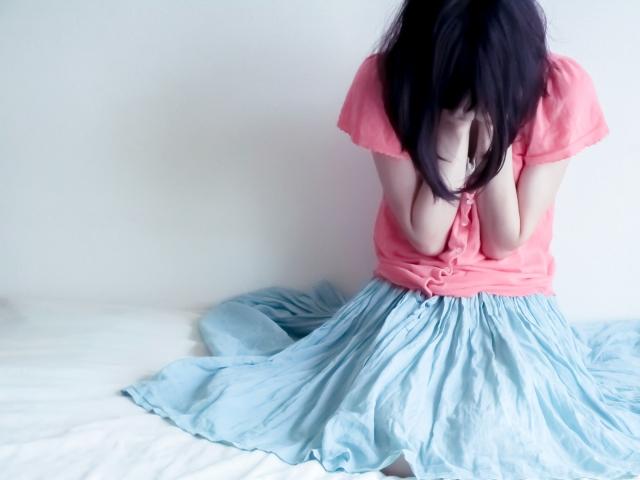 彼氏と別れて眠れない時には、たっぷり泣いて気持ちを落ち着かせる